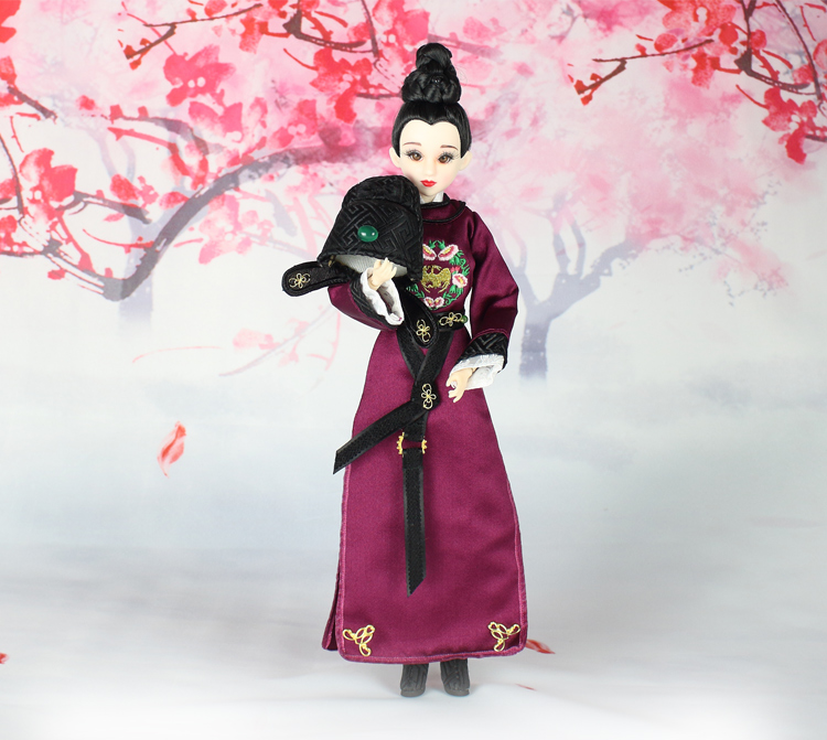ICY-BLYTH-BJD-Fortune-days-Chinese-style-Limited-doll-joint-body-Ancient-officials-East-Charm-box (2)