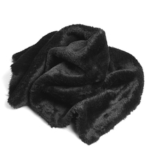 50CM*50CM Black Plush Wool Fabric Jewelry Ring Bracelet Necklace Display Show  Cloth Fabrics Fabric Cell Phone Counter Cloths