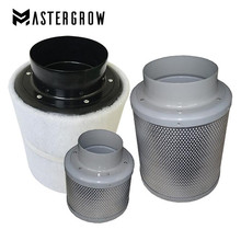 AIR-FILTER-SET Grow-Light Indoor Greenhouses Hydroponics Activated-Carbon for High-Efficient