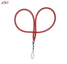 xFSKY Fashion Lanyard Nylon Fishing Net Mosaic Rhinestones Women's Mobile Phone Straps For Phone Cases Game Consoles Cameras
