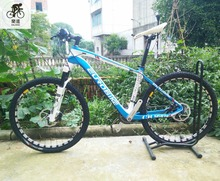 carbon mountain 26 inch Air fork 24/27/30 speed carbon fiber MTB carbon mountain bicycle 27.5er carbon bike(China)