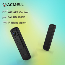 Full HD 1080P Micro Camera Wifi APP Review Kamera Infrared Night Vision Mini DVR Camera Digital Mini Camera Pen DV Camcorder
