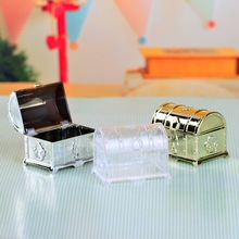 Buy Treasure Chest Favor Box Fashion Boxes Candy Boxes Gift Boxes Party Guest 12pcs for $16.99 in AliExpress store