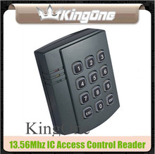 13.56Mhz Mifare1 IC Wiegand26 Keypad Access Control Reader Reliable RF Reader(China)