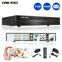 OWSOO 8CH DVR Full 960H/D1 Surveillance Video Recorder H.264 8 Channel Digital Video Recorder For CCTV Camera Kit Phone Control(China)