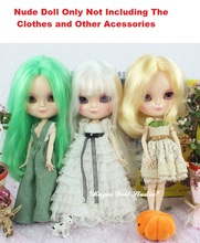 [NBL151] 2017 New Free Shipping Ice Doll # Special and Limited Offer 14 Style Ice Doll with BJD Body for Retail NeoBlythe Doll(China)