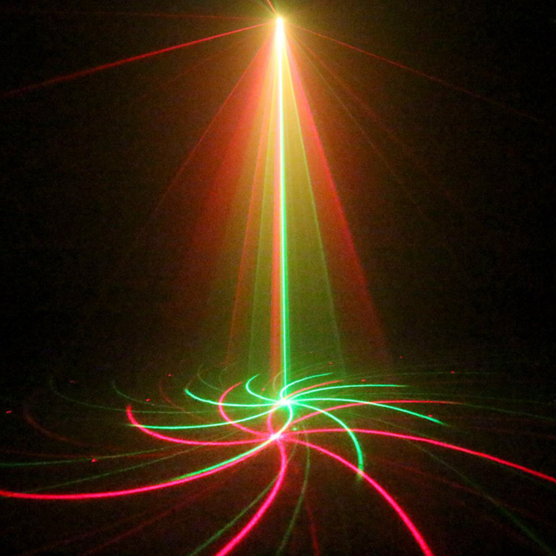 24 renderings laser light outdoor waterproof ip65 rf control red green christmas laser projector lamp bar