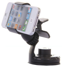 Universal Suction Cup Cradle Bracket Clip Car Mount Holder for Mobile Phone MP4 GPS PSP PDA #JZ(China)