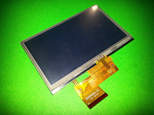 "Original New 4.3"" inch LCD screen for GARMIN Nuvi 40 40LM 40LMT GPS LCD display screen panel with Touch screen digitizer"