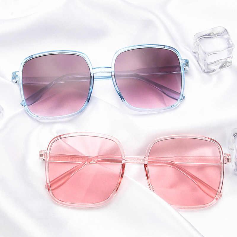 a033100466 Xinfeite Sunglasses 2019 New Trend Big Square Frame UV400 Travel Shopping Outdoor  Sun Glasses For Men