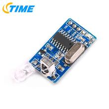 1PCS 5V IR Infrared Remote Decoder Encoding Transmitter&Receiver Wireless Module