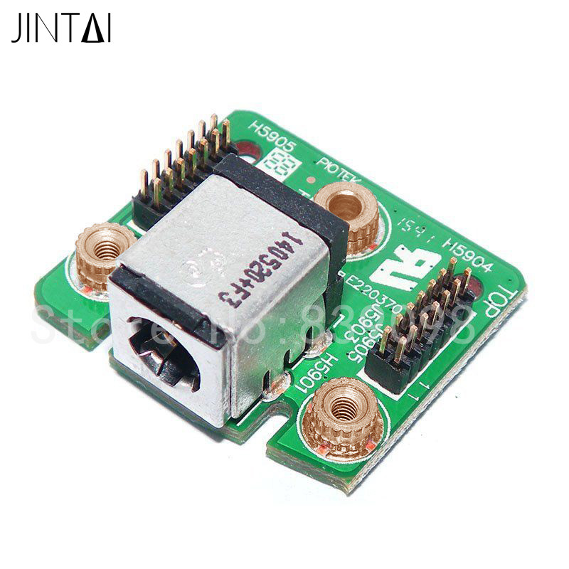 Jintai 100% new DC Power Jack Board replacement FOR Asus G750J G750JW G750JS G750JM G750JW-BBI7N05 G751J G751JL-BSi7T28 G751JM<br>