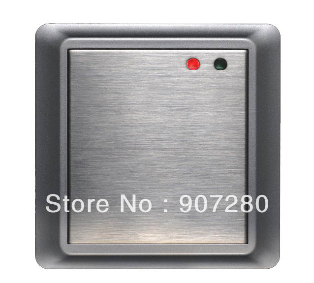RFID Single Door Metal (Without Keyboard) Access Control<br>