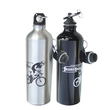 Water Bottle 750ml Bicycle Water Bottle Cycling Bottle Cups Agua Bicicleta Bicycle Bottles 4 Colors
