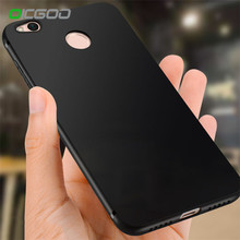 Oicgoo Ultra Thin Soft TPU Silicone Cover Case For Xiaomi Redmi Note 4 Pro Note 4X Full Cover For Redmi 4 Pro 4X Protect Cases