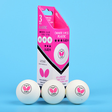 NEW Butterfly A40+ table tennis ball Ping pong plastic Balls ITTF Approved for World Table Tennis Championships(China)