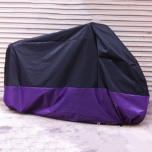 All Size Polyester Motorcycle Covers Bike Moped Scooter Covers Rain Outdoor UV Prevention For Honda CB400 Yamaha Honda Harley