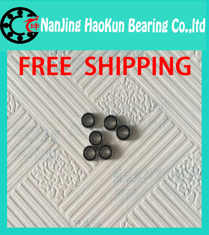 Free Shipping SS63800 2RS  CB ABEC5  10X19X7mm Stainless Steel Hybrid Ceramic Bearings/Bike Bearings By HaoKun<br><br>Aliexpress