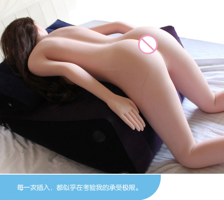 Multifunctional Inflatable Sex Pillow Sofa,Auxiliary Make Love,Bind Hand and Feet,funny chair,Sex Furniture,Adult Game,Sex Toy<br><br>Aliexpress