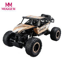 Buy 27*16.5*13.5cm2.4Ghz Rock Crawler 4 Wheel Drive Radio Remote Control RC Car Green blue 2017*Remote Control rc car kids boys for $34.41 in AliExpress store