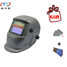 Solder Mask Mig Tig welding machine Welder Tools Darkening Welding Mask Mig Tig Arc Welder Helmet TRQ-HD18-2233FF-G(China)
