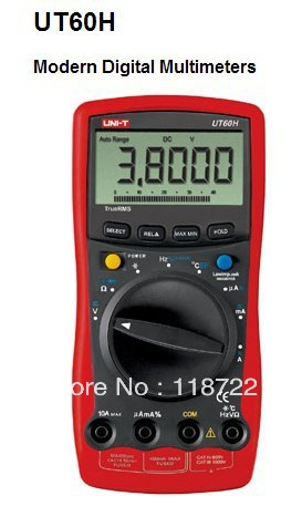 Uni-T UT60H Modern Digital Multimeter<br><br>Aliexpress