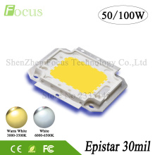 High Power LED Chip 1W 3W 5W 10W 20W 30W 50W 100W SMD COB Light Cold Warm White For 1 3 5 10 50 100 W Watt LED Diode