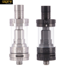 Original Aspire Triton Mini tank Atomizer 2ml SS Tank 510 Thread Gold(24 karat gold plated) Silver and Black is Available(China)