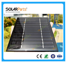 Solarparts 5pcs 148*120mm 6V/200mA mini epoxy resin solar panel solar modules used for toys LED light diy system kit outdoor sci