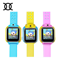 2017 Smart watch Kids Wristwatch Q730 JM13 3G GPRS GPS Locator Tracker Smartwatch Baby Watch With Camera For IOS Android PK Q50
