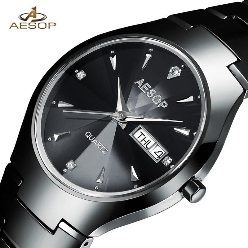 AESOP Brand Fashion Women Watch Ladies Bracelet Quartz Wristwatch Ultra Thin Ceramic Relogio Feminino Montre Femme 2018 New 46<br>