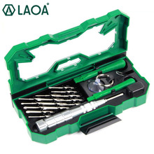 Buy LAOA 20 1 Precision Screwdriver Sets Mobile Phone Repair Tools iPhone,digital camera repair for $21.99 in AliExpress store