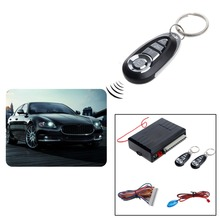 Keyless Entry Anti - theft device System Car Auto Remote Central Kit Door Lock Universal JUN07_40(China)
