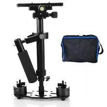 S40 40CM Handheld Steadycam Stabilizer For Steadicam Canon Nikon GoPro AEE DSLR Video Camera LY08