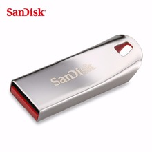 Original SanDisk CZ71 32GB 64GB High Speed USB2.0 Flash Drive Portable U Disk Full Metal Body for Desktop Laptop Netbook