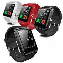 4 colors Bluetooth Smart Watch U8 Smartwatch U U80 Watch For iOS iPhone Samsung Sony Huawei Xiaomi Android Phones PK GT08 DZ09