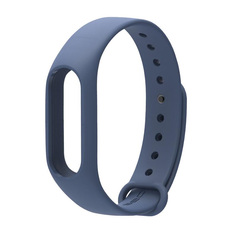 image for Original Mijobs Colorful Silicone Wrist Strap For Xiaomi Mi Band 2 Rep