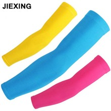1 Pair High grade UV protection arm sleeves Basketball volleyball cycling compression Sunscreen Gauntlets manguito ciclismo