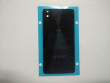new Rear Housing Back Cover Battery Glass For Alcatel One Touch Idol 4 OT 6055 OT6055 ot6055k Mobile Phone Case+NFC