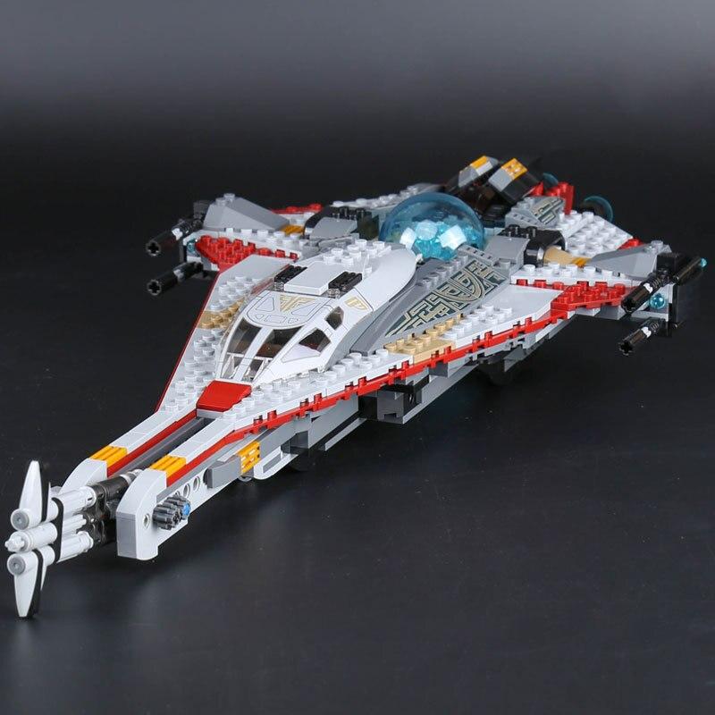 Lepin 05113 800Pcs Star Series wars The Arrowhead Set 75186 Children Educational Building Blocks Toys Model Gift LegoINGlys<br>