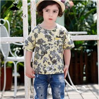 Shirt-For-Boy-Bohemian-Clothing-Children-s-T-Shirt-Nununu-Kids-Tees-New-2017-Summer-MFS