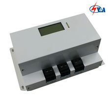 MPPT72D 72V 40A 50A 60A 70A 80A 100A sun MPPT solar panel charge battery controller with LCD display regulator(China)