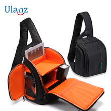 Buy Camera Shoulder Bag Digital Video Photo Camera Sling Bags Box Case Waterproof w/Rain Cover DSLR Canon Nikon Sony Pentax D8 for $26.52 in AliExpress store