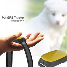Alarm GSM for Kids Child Pet Dog Car Auto GPS Tracker free Android iOS system Remote control(China)