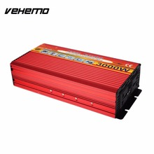 3000W Car Power Supply Inverter Charger Converter Adapter Aluminium Alloy(China)