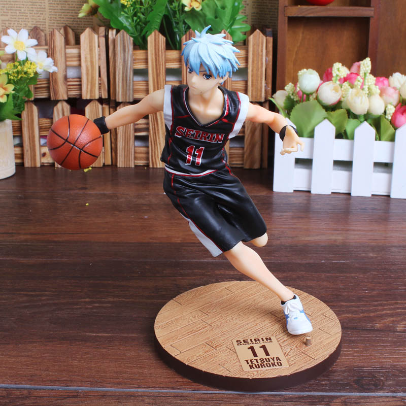 7 Japan Anime figurines Kuroko no basket Tetsuya Kuroko pvc action figures toy doll cartoon figure juguetes for children gifts<br><br>Aliexpress