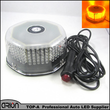 New 30W Windshield 240 Led Strobing Light Roof Car Flash Signal Emergency Fireman Police Beacon Warning Lightbar Amber