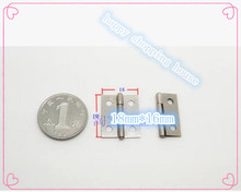 Hardware supplies  hinge antique small box  hinges Stainless steel hinge 18mm*15mm