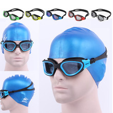 WHALE Professional Swimming Goggles Swimming Glasses Anti-fog UV Protection Waterproof Eyewear For Adults Sport CF7200(China)