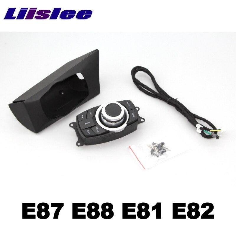 For BMW 1 E87 E88 E81 E82 2004~2013 LiisLee Car Multimedia GPS Audio Hi-Fi Radio Stereo Original Style For NBT Navigation NAVI 112